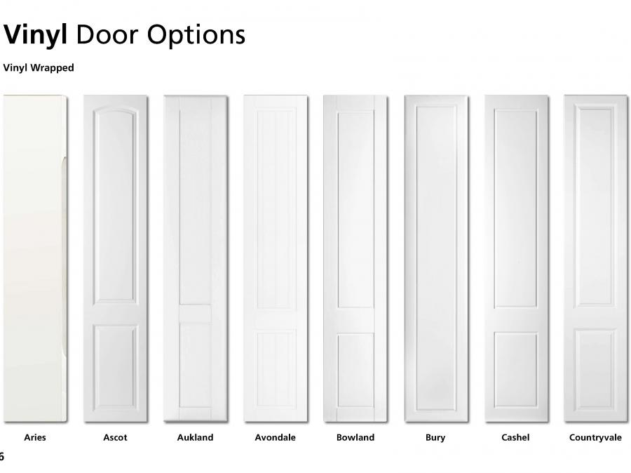 Vinyl Bedroom Door Options (1 of 2)