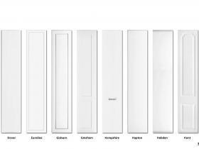 Vinyl Bedroom Door Options (2 of 2)